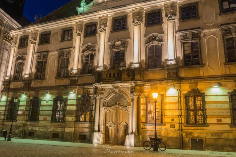 Wrocław am Abend