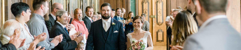 Hochzeit von Olga & André