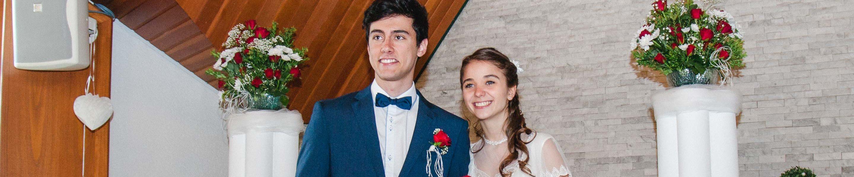 Hochzeit von Sarah & José